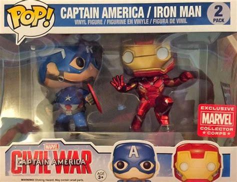 Funko Captain America Civil War Iron Pop Vinyl 7224 funko pop captain america civil war info checklist