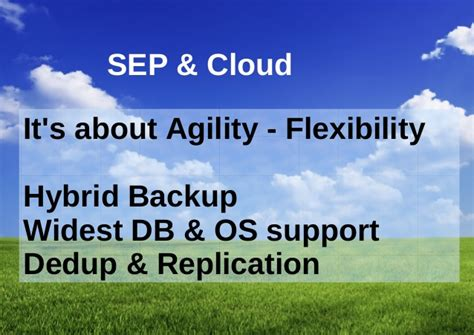 Gwavacon 2013 Requirements To Backup Solutions