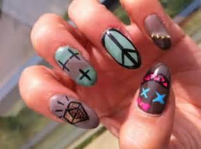 best crazy nail paint designs