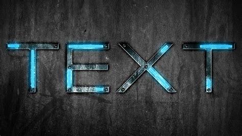 tutorial photoshop cs5 effect text futuristic grunge text effect photoshop cs5 tutorial