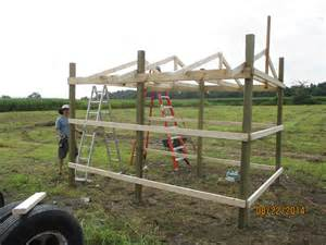 Building A Tractor Shed by Tractor Shed Plans Vinyl Shed Kits For Sale