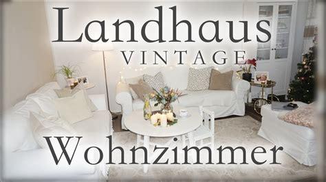 Wohnzimmermöbel Sofas by Wohnzimmer Roomtour Vintage Landhausstil Ikea