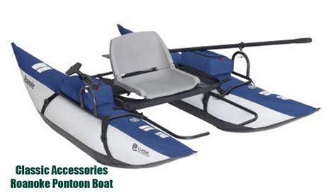 inflatable pontoon fishing boats costco classic accessories roanoke pontoon boat fishing