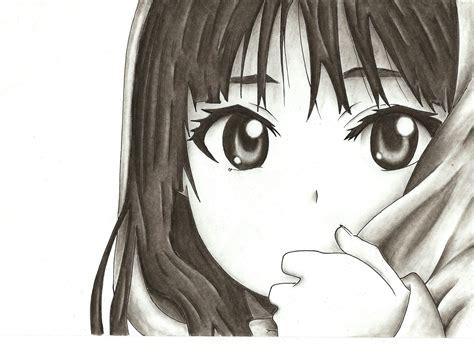 imagenes de anime kawaii en dibujo dibujo anime mis dibujos pinterest dibujos animados