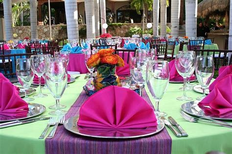 mexican dinner decorations 124 best images about birthday on themed