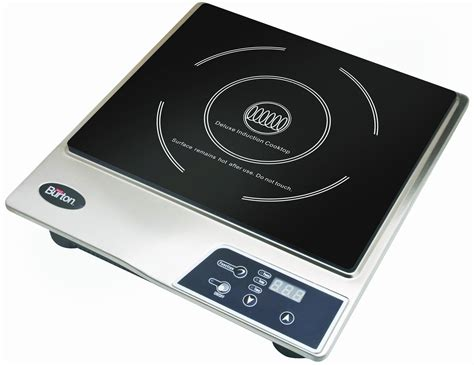 Burner Portable Cooktop by Induction Cooktop Portable Countertop Single Burner