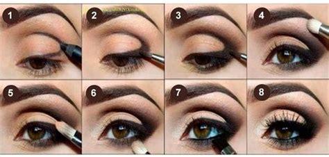 tutoriales de maquillaje para noche de labios y ojos 1000 images about makeup ojos peque 241 os on pinterest