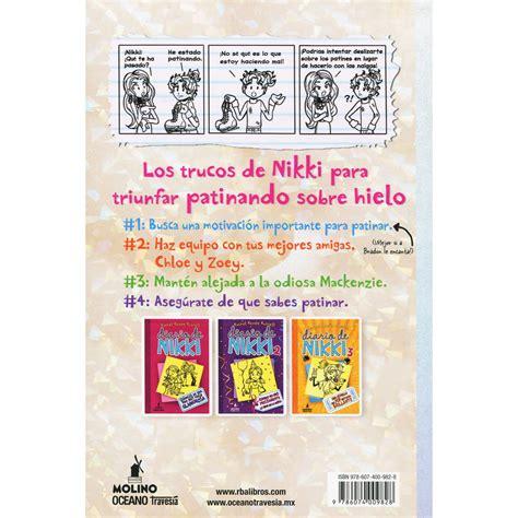 diario de nikki una 8427201370 diario de nikki 4 una princesa del hielo muy poco agraciada literatura juvenil sanborns en
