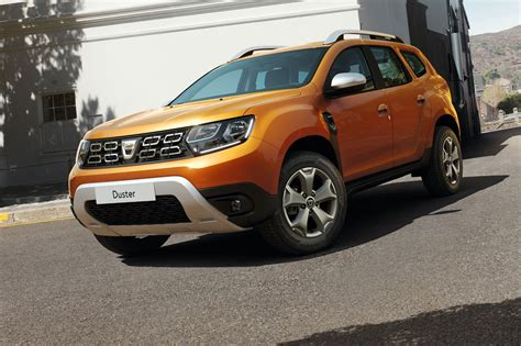 duster dacia new 2018 dacia duster revealed pictures specs details