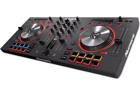 consola dj consola numark mixtrack 3 dj controlador todo en uno