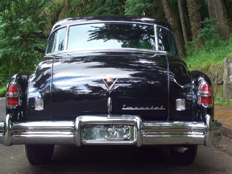 Home Interior Pictures For Sale 1952 Chrysler Imperial Sedan