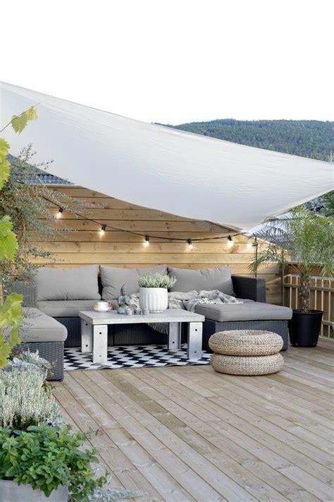 Mit Lichterketten Dekorieren by 60 Ideen Wie Sie Die Terrasse Dekorieren K 246 Nnen