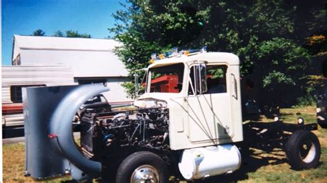 build a kenworth the build of a mini kenworth w900a on a dodge 1