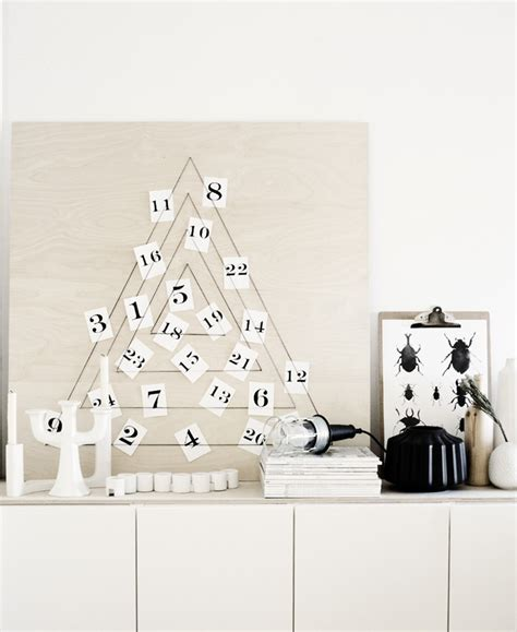 how to make your own calendar out of paper make your own advent calendar petit small