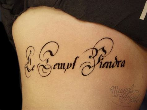 love letter tattoo 30 lettering