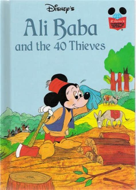 alibaba and the forty thieves ali baba and the 40 thieves disney wiki fandom powered