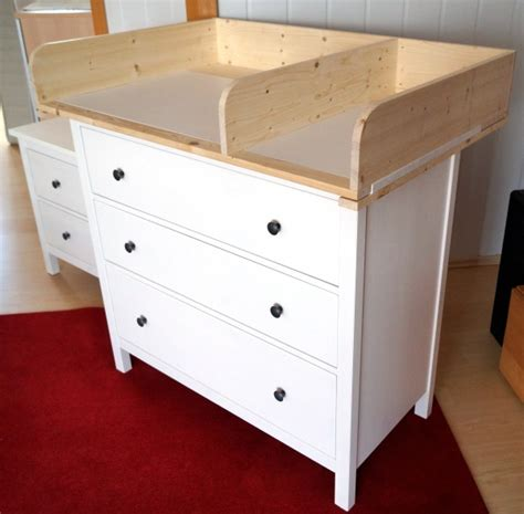 Ikea Changing Table Dresser Hemnes Baby Changing Table Ikea Hackers Ikea Hackers