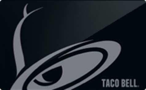 Where Can I Buy Taco Bell Gift Cards - buy taco bell gift cards raise