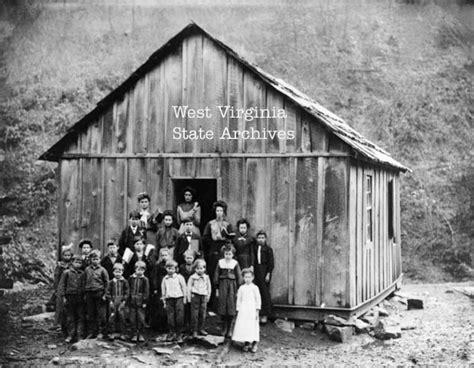 county history room photographs of schools in west virginia randolph county