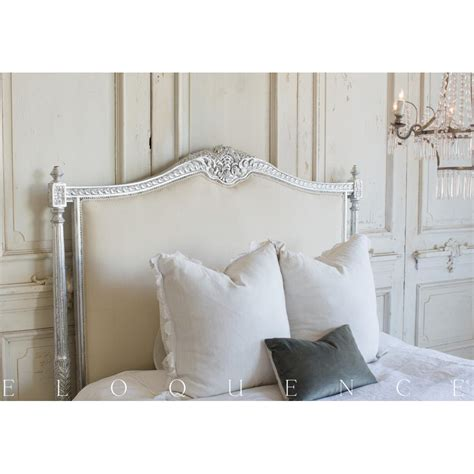 french country headboard french country style vintage style headboard kathy kuo home