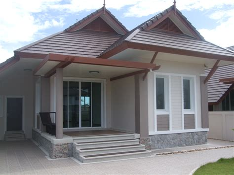 thailand haus zu verkaufen pool villa ban nong yai