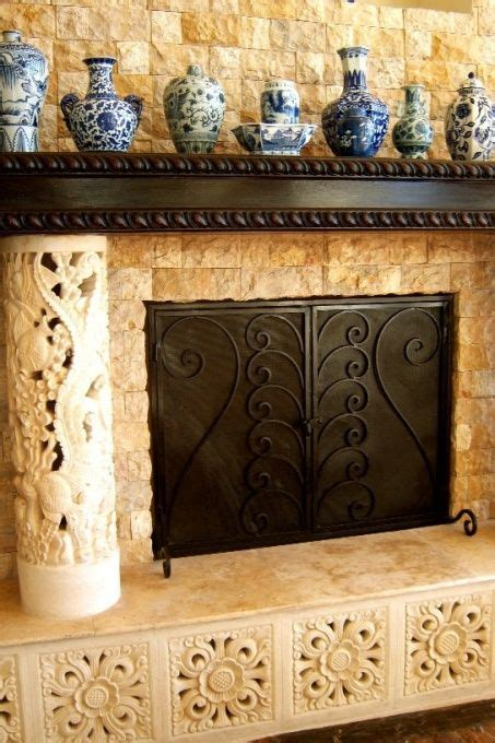 images  fireplaces hearths  pinterest