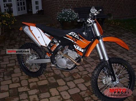 Ktm Sxf 250 2010 Ktm 250 Sx F 2010 Specs And Photos