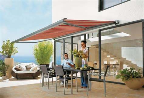 Louvre Awning Full Cassette Retractable Awnings Melbourne Shadewell