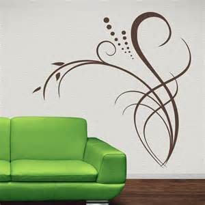 About floral decor flowers wall decal wall art stickers transfers