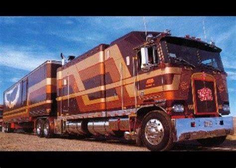 Semi Truck Condo Sleeper by Kw Condo Cabover Bad Trucks