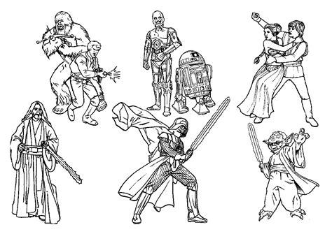 coloring pages star wars jedi disegni di star wars da colorare fotogallery donnaclick