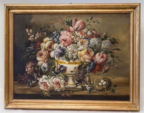 quadri con vasi di fiori author maffei quot vaso di fiori quot scuola fiori francese 800