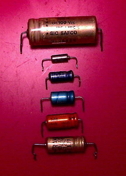 que es un capacitor no electrolitico reivax quot el se 241 or de la electricidad quot