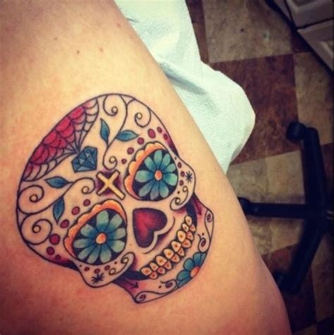 tatuajes de calaveras mexicanas significado belagoria