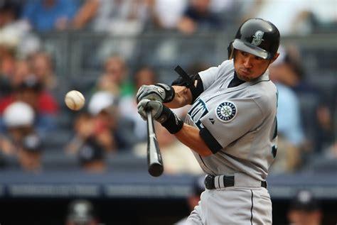 Yankees Ichiro Suzuki by Ichiro Suzuki Photos Photos Seattle Mariners V New York