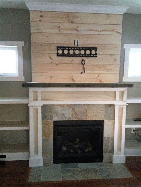 shiplap fireplace 468 best images about fireplaces built ins on