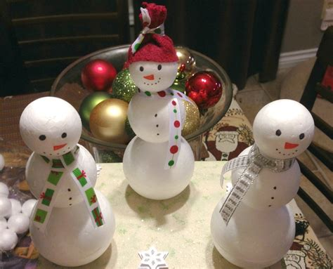 handmade snowman ornaments tedx decors the cute of diy