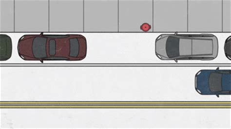 how to parallel park in 4 easy steps aceable