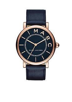 Fossil Es4197 Idealist Three Navy Leather s watches belk