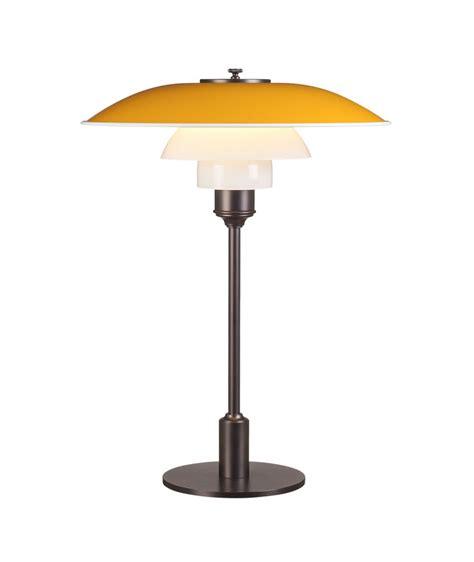 Lampe De Table Jaune