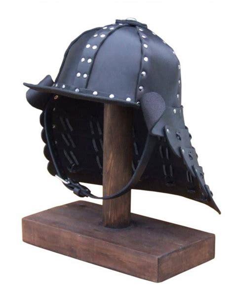 How To Make A Samurai Helmet Out Of Paper - leather samurai helmet celticwebmerchant