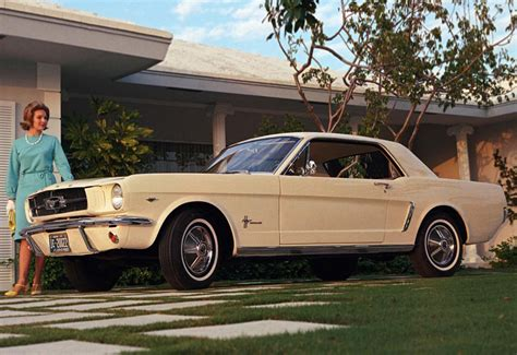 1964 mustang price 1964 ford mustang hardtop 260 specifications photo