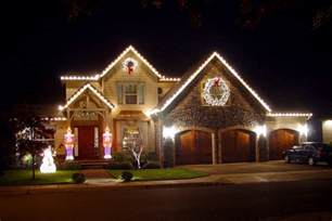 how to decorate your house for outside lights light installation eugene oregon light