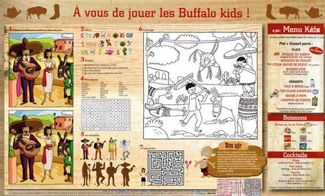Anniversaire Enfant Buffalo Grill by Set De Table Buffalo Grill Saperlipuppet Julie Miseray