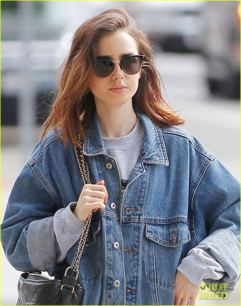 lily collins   hosting  day seattle  april st photo  lily collins pictures