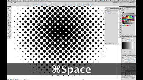ai dot pattern illustrator tutorial vector halftone effect no plugins