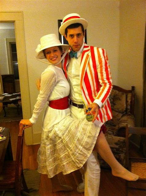 movie themed halloween costumes mary poppins and burt costumes i love to dress in theme