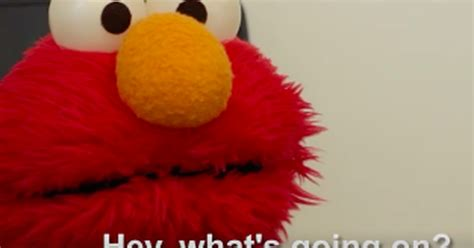 haunted doll elmo elmo is sad to learn he s out of a because of