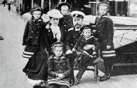 imagenes de la familia romanov 10 datos del asesinato de los rom 225 nov que seguro que no