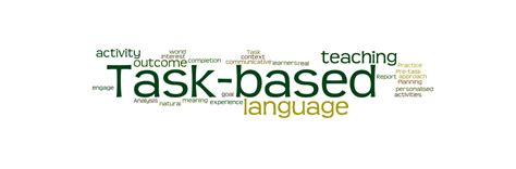 task based task based learning tbl in tefl tefl courses tesol